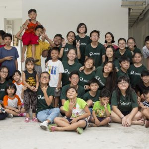 D'Anchor Ministry (Youth)
