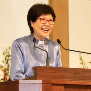 Rev Dr Niam Kai Huey 严家慧牧师博士