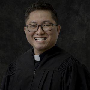 Rev Nathanael Goh 吴俊强牧师