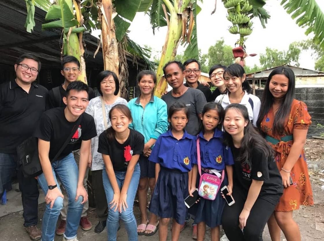 泰国曼谷短宣:上帝奇妙的眷顾、信实和爱