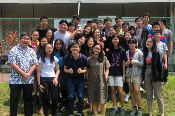 D'Anchor youth ministry