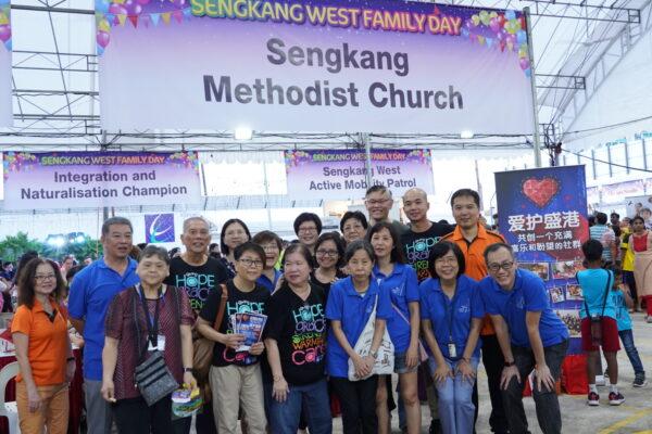 Sengkang West Family Day
